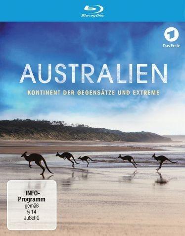 Blu-ray »Australien - Kontinent der Gegensätze und Extreme«