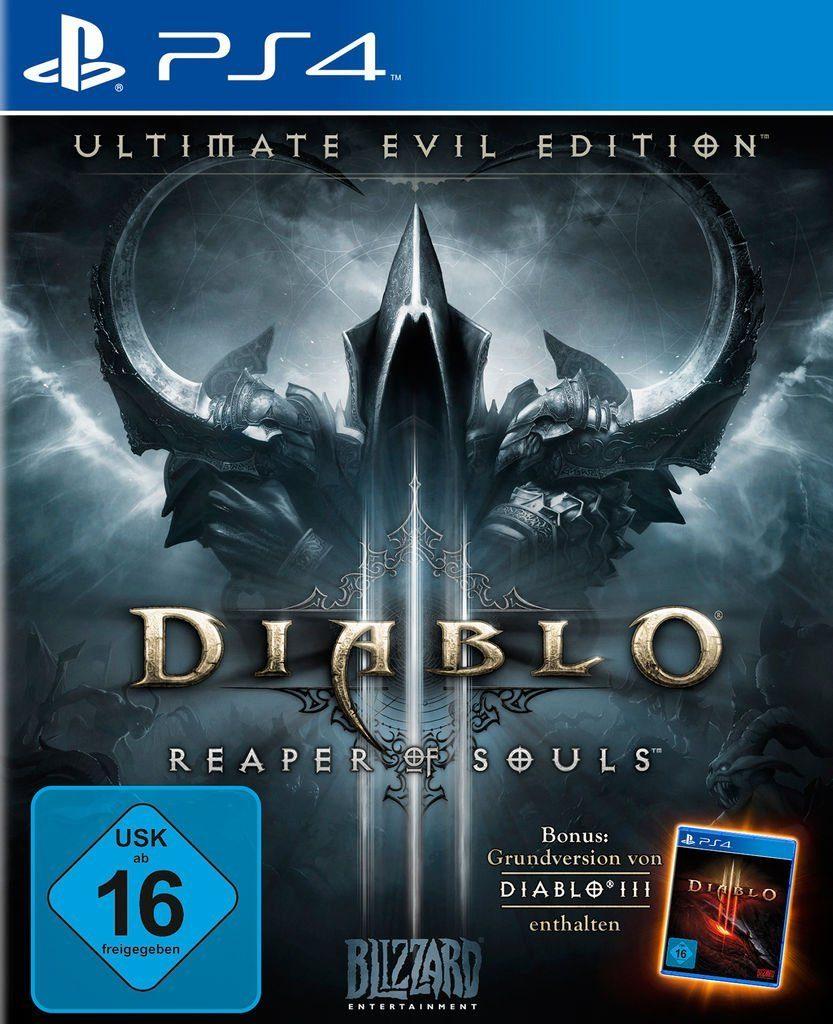 Blizzard Playstation 4 - Spiel »Diablo 3 Ultimate Evil Edition«