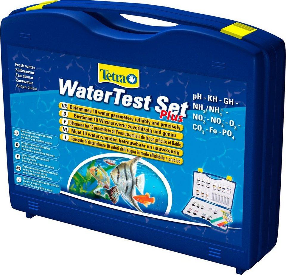 Aquariumpflege »Tetra WaterTest Set Plus« in weiß