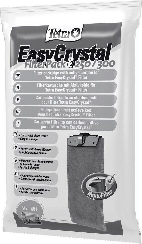 Tetra Aquariumpflege »EasyCrystal Filter Pack« 2er Set in schwarz