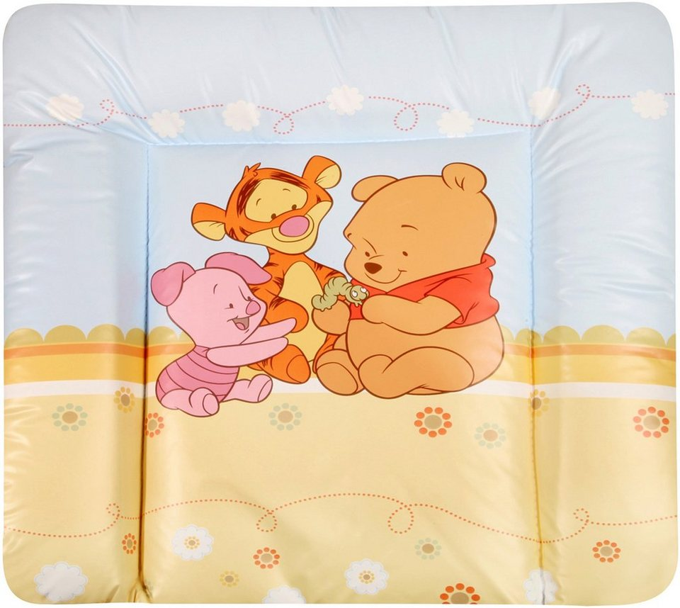 Disney Folien - Wickelauflage »Pooh and Friends« in bunt