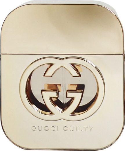 GUCCI Eau de Toilette »Guilty«