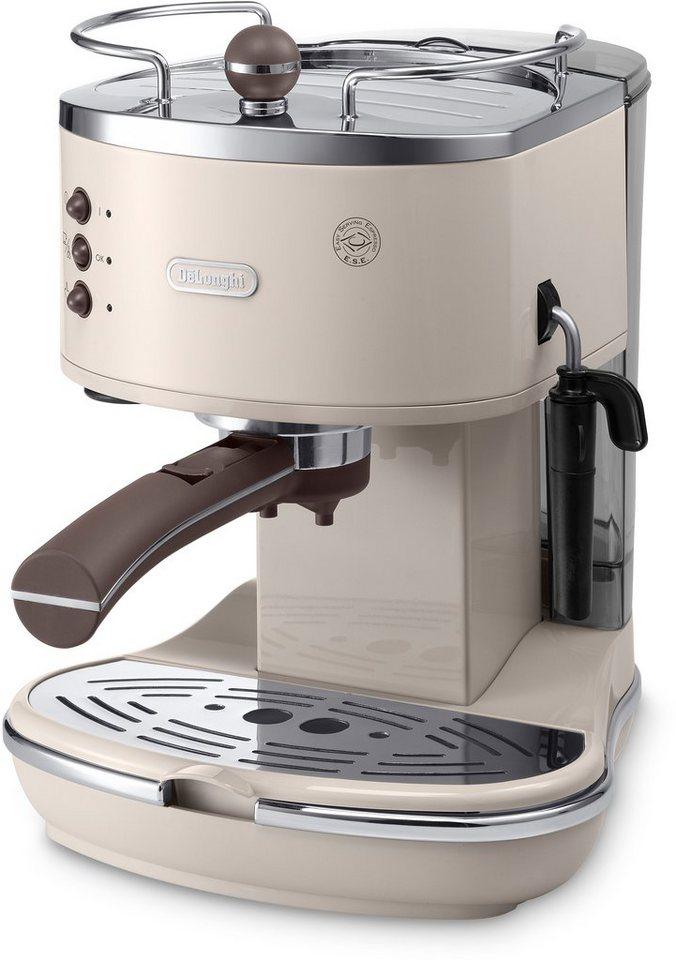 delonghi siebtr germaschine ecov 311 bg auch f r kaffeepads geeignet online kaufen otto. Black Bedroom Furniture Sets. Home Design Ideas