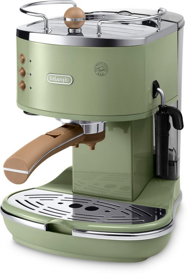 De'Longhi Espressomaschine »ECOV 311.GR« in grün
