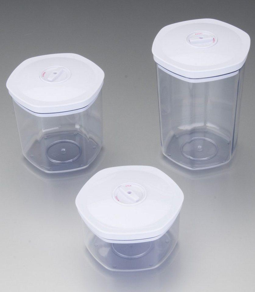 Gastroback Behälterset (3-tlg. rund)
