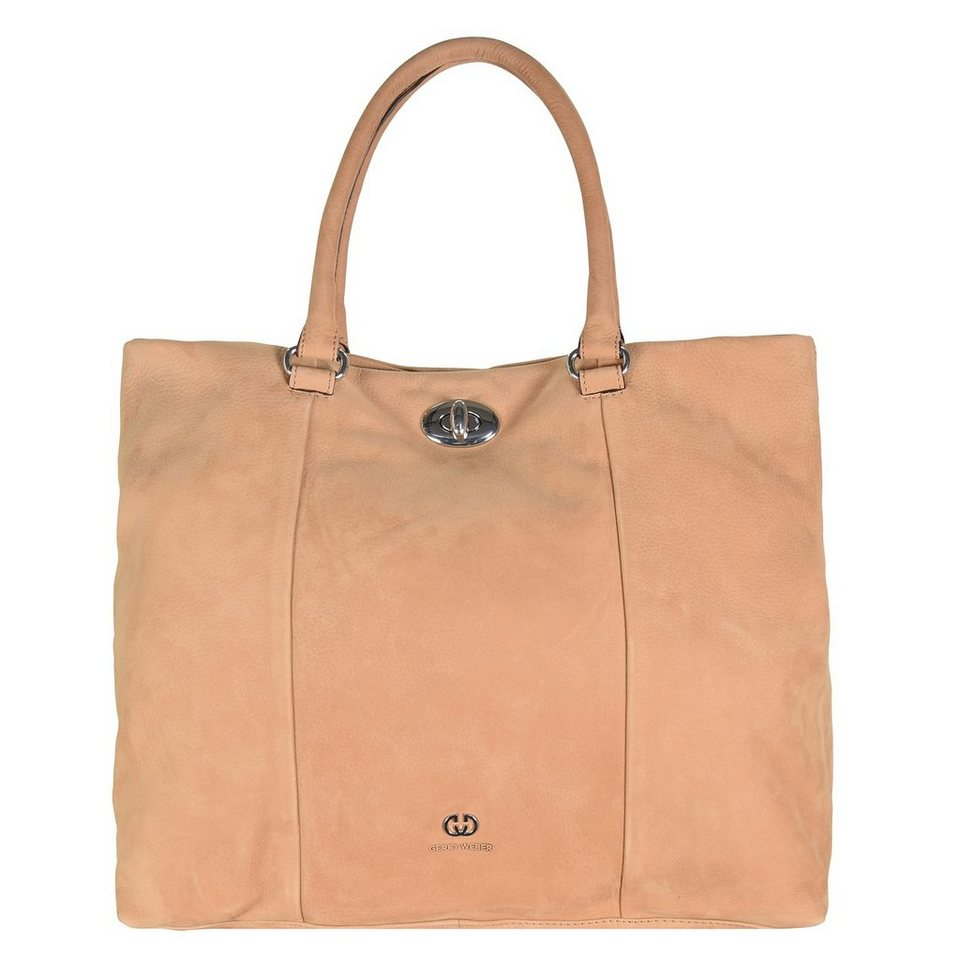 Gerry Weber Valencia Shopper 41 cm in taupe