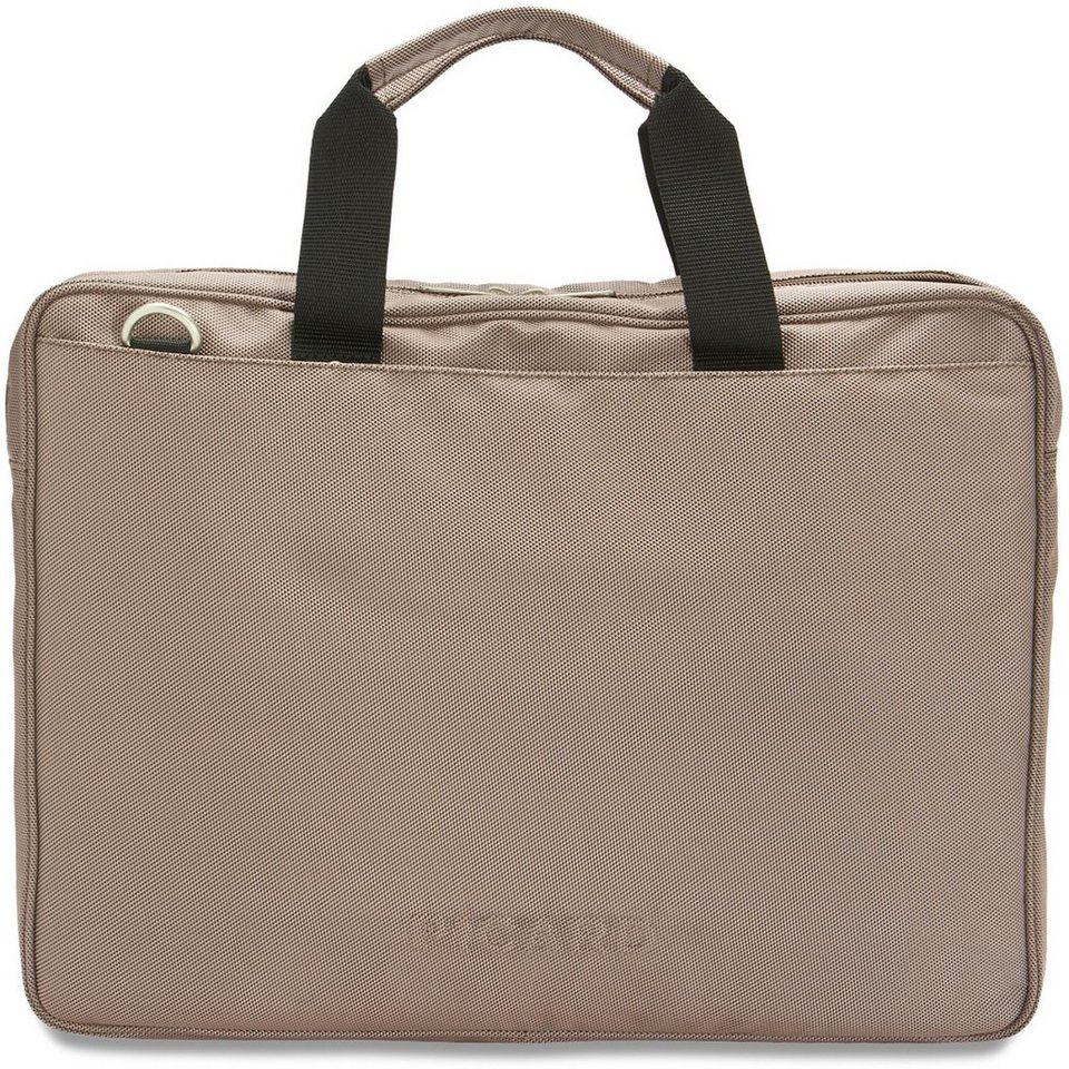 Picard Notebook Laptoptasche 45 cm in cafe
