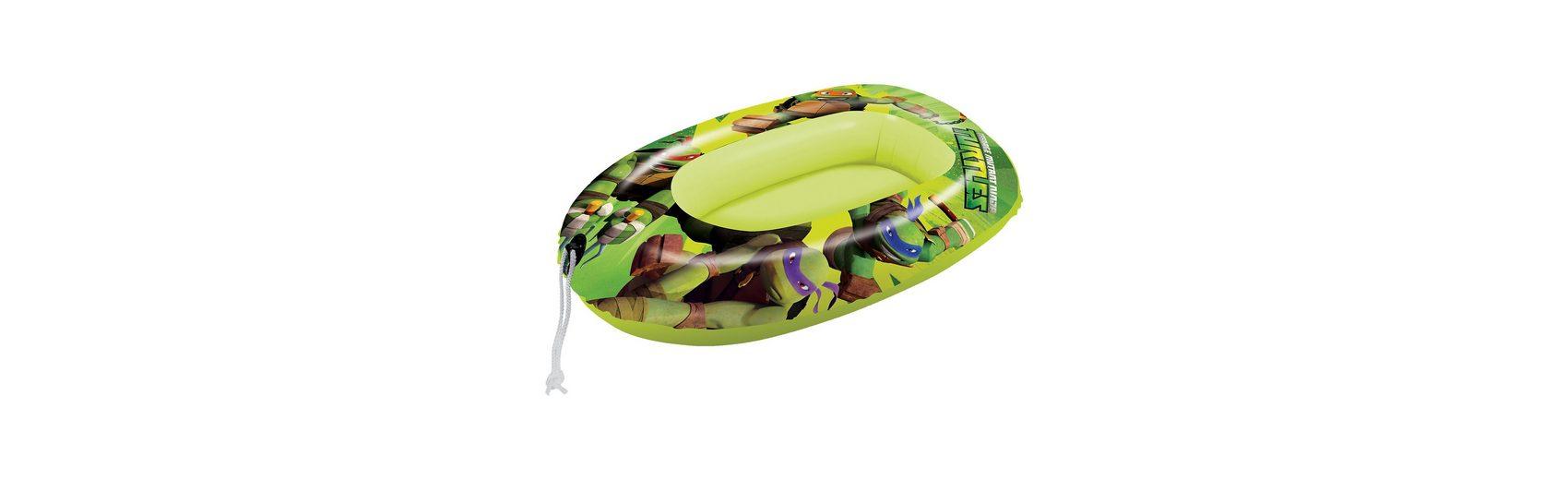 Turtles Schlauchboot