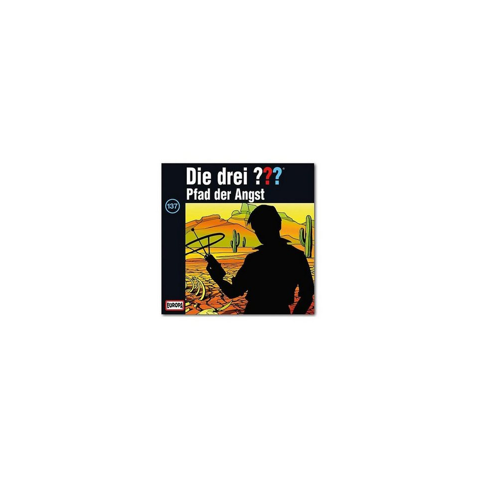 SONY BMG MUSIC CD Die Drei ??? 137 - Pfad der Angst