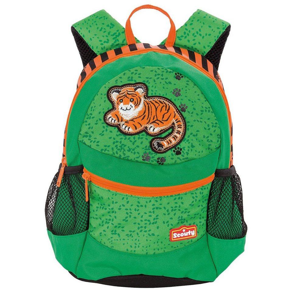 Scout Y Kinderrucksack Tiger
