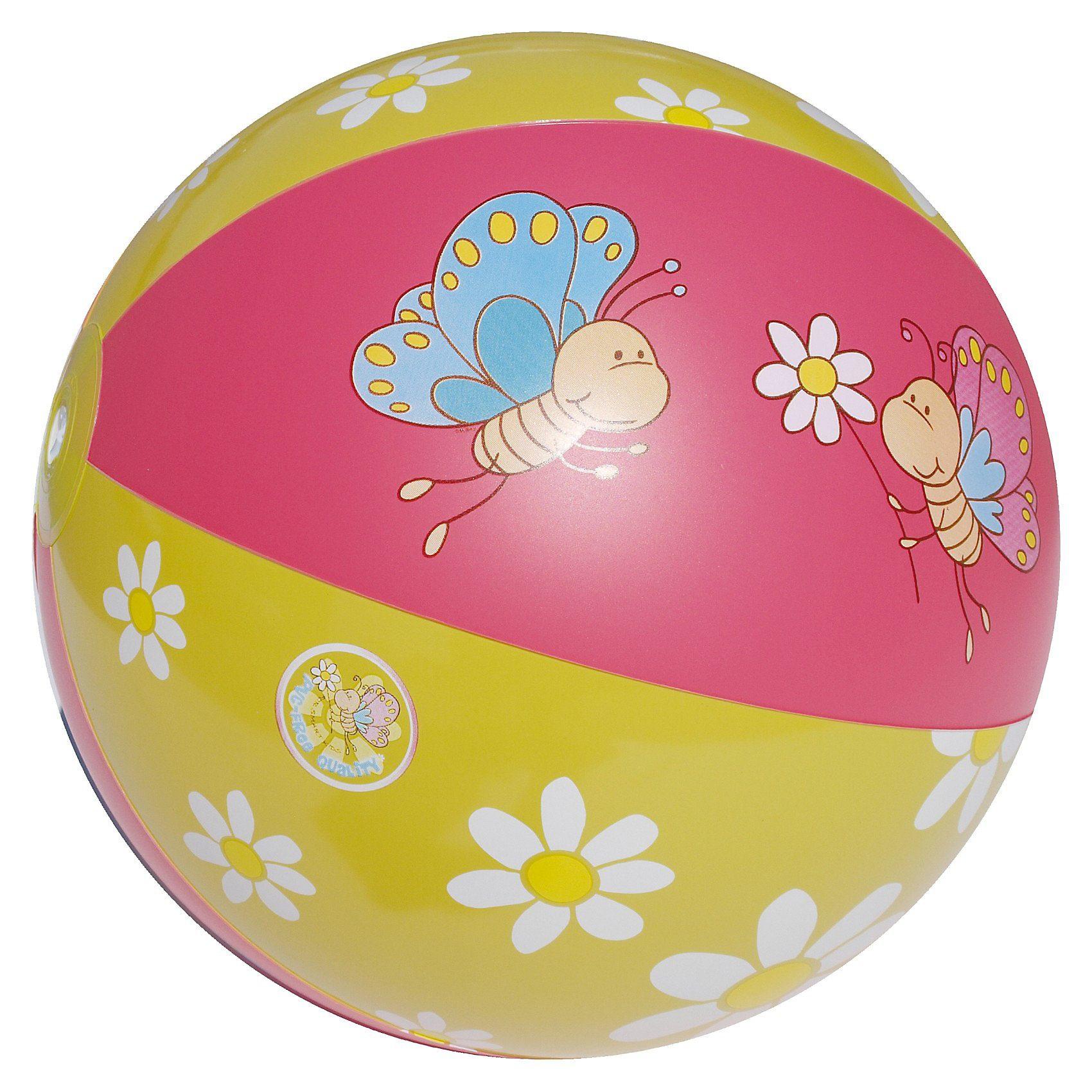 Royalbeach Strandball, 50cm, PVC- Frei