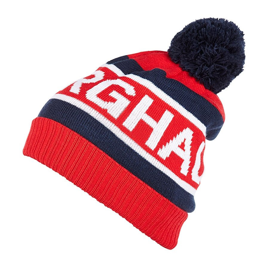 Berghaus Hut »Fourstones Beanie Men« in rot