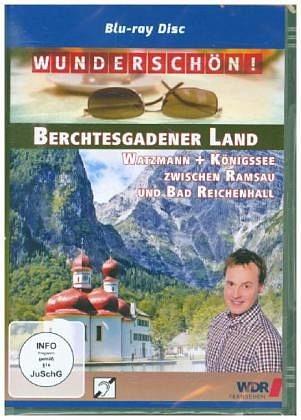 Blu-ray »Berchtesgadener Land - Hochgefühle in den...«