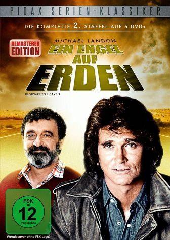 DVD »Ein Engel auf Erden - Die komplette 2. Staffel...«