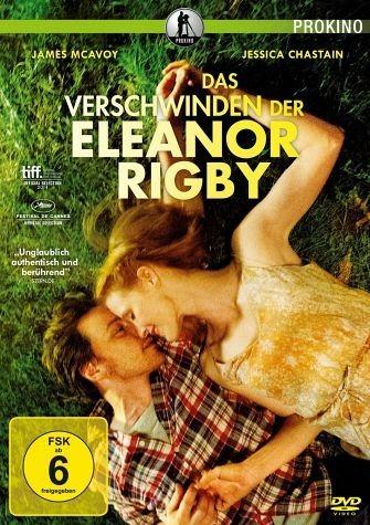 DVD »Das Verschwinden der Eleanor Rigby«