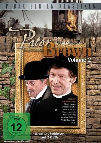DVD »Pater Brown, Vol. 2 (2 Discs)«