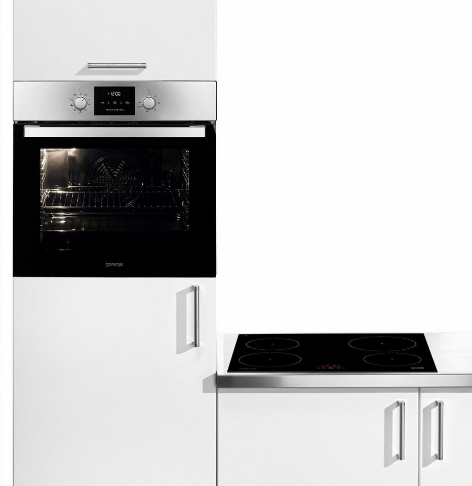 gorenje induktions backofen set blankenese a mit uhr online kaufen otto. Black Bedroom Furniture Sets. Home Design Ideas