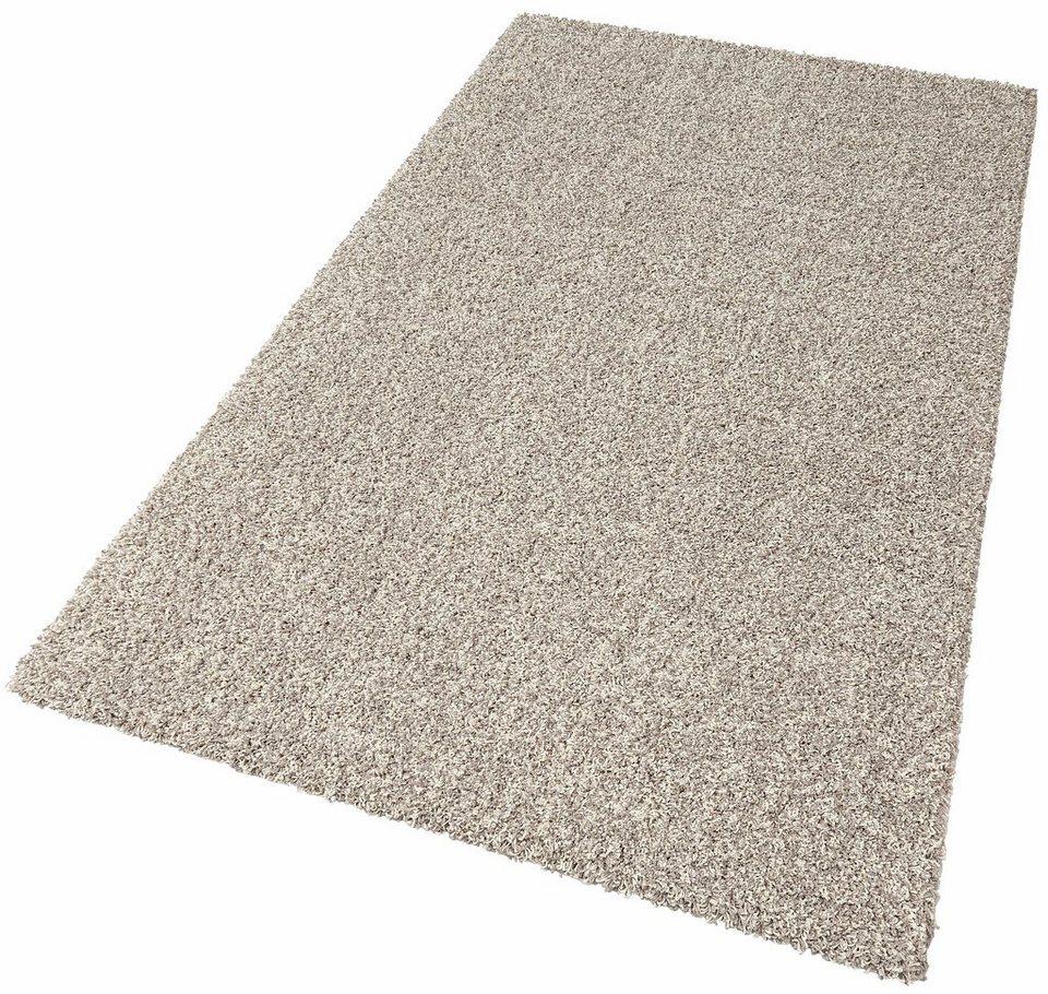 Hochflor-Teppich, oriental weavers, »Patricia«, Höhe 35 mm in grau