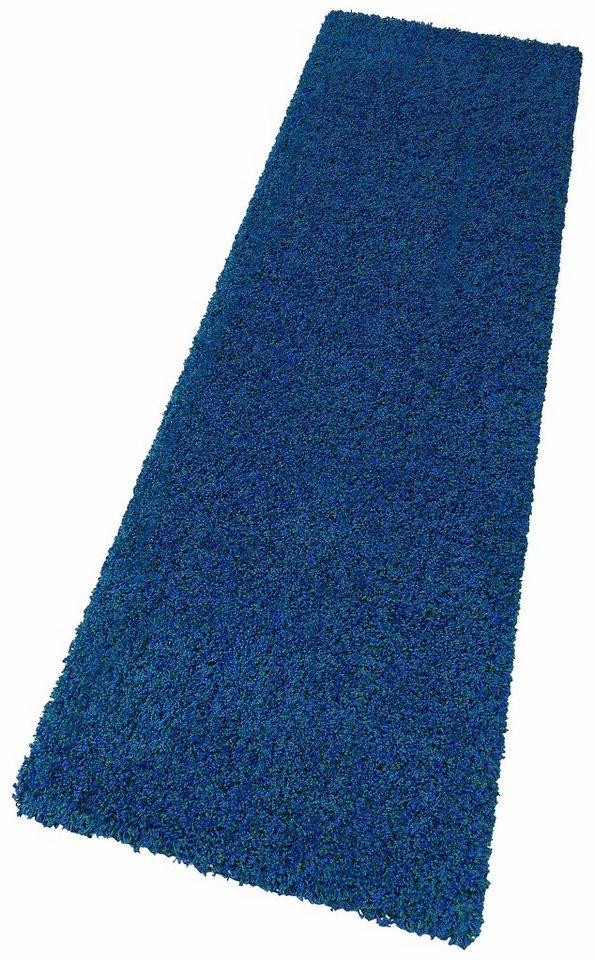 Hochflor-Läufer, Oriental Weavers, »Patricia«, Höhe 35 mm in blau