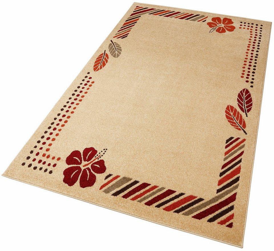 Teppich, my home, »Daniela«, gewebt in beige