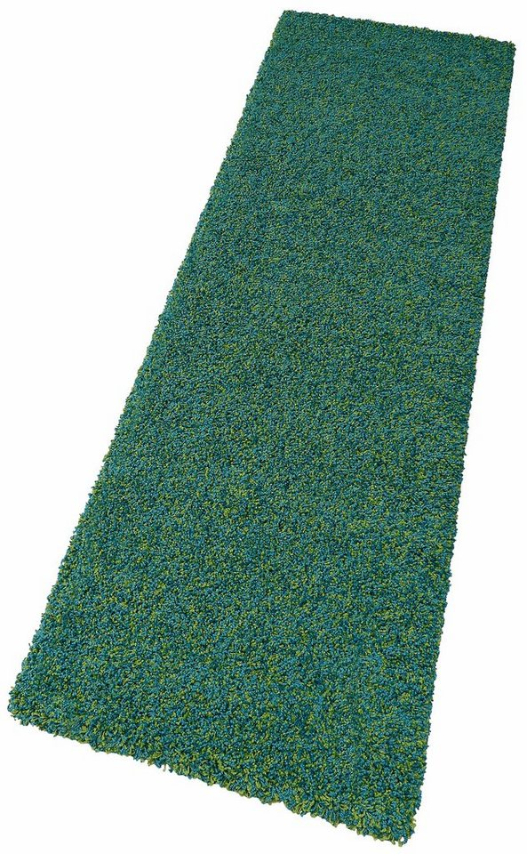 Hochflor-Läufer, Oriental Weavers, »Patricia«, Höhe 35 mm in grün