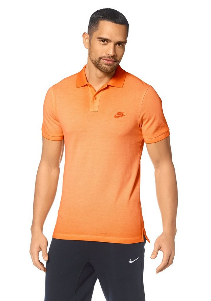 Nike Poloshirt in Orange