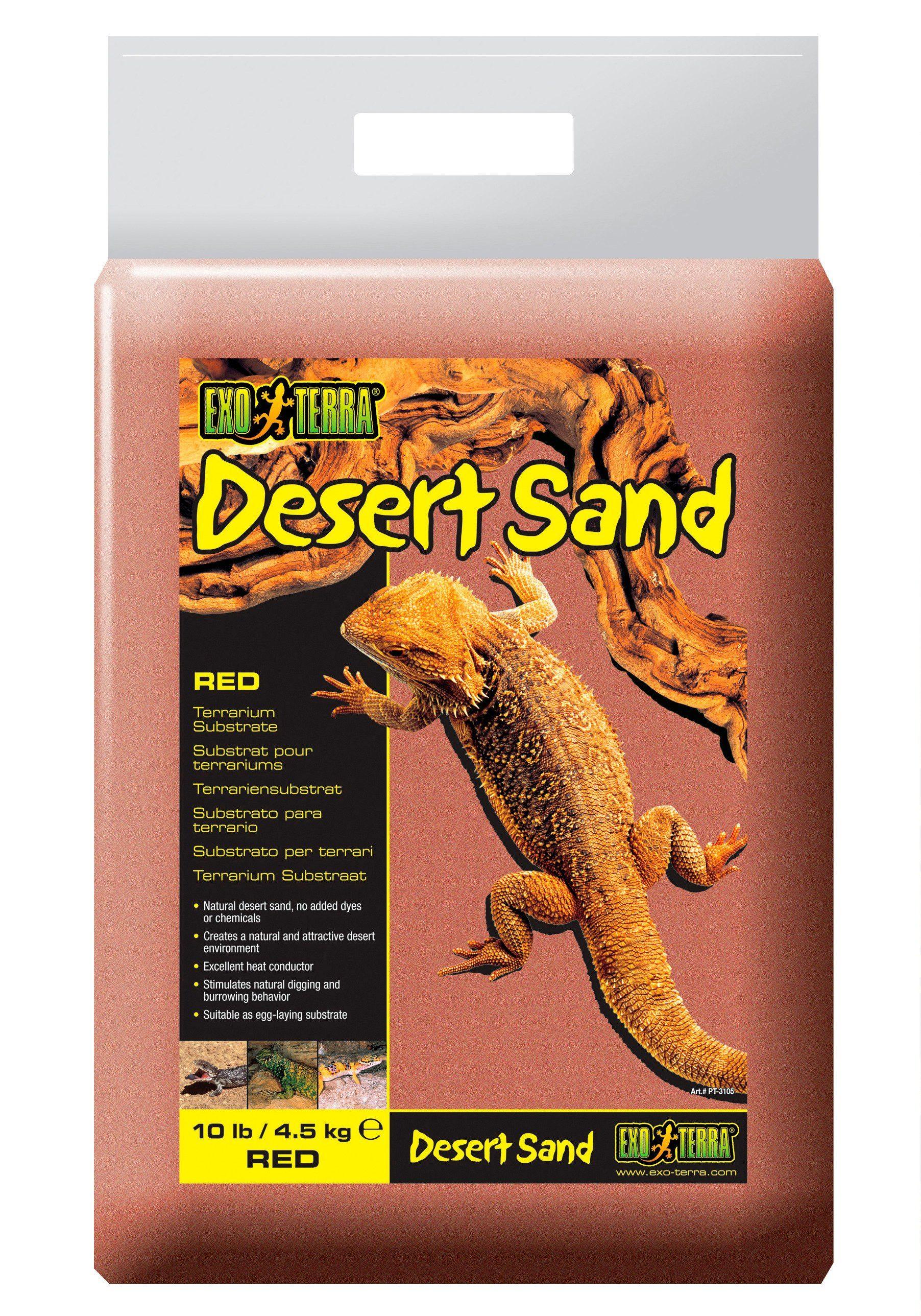 Terrariendeko »EX Desert Sand«