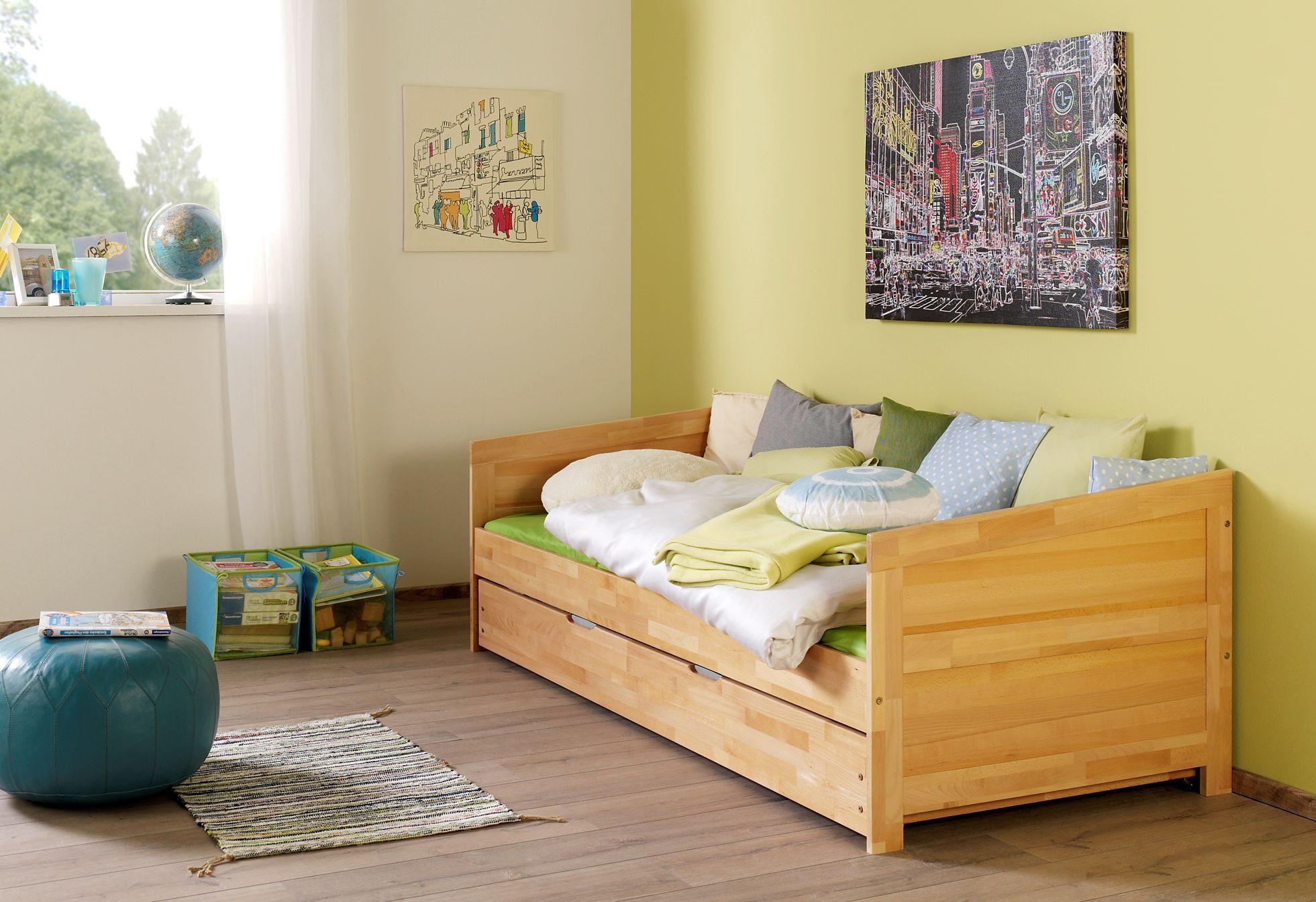 Relita Funktionsbett mit Bettschubkasten und Rolllattenrost