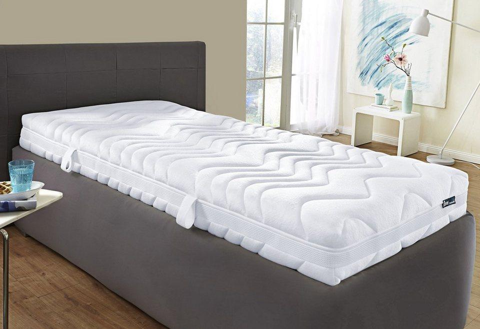 kaltschaummatratze climasan med ks f a n frankenstolz 19 cm hoch raumgewicht 40 1 tlg. Black Bedroom Furniture Sets. Home Design Ideas
