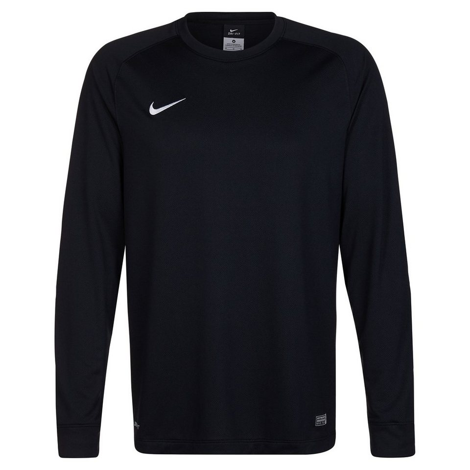 NIKE Park II Goalie Torwarttrikot Herren in schwarz / weiß