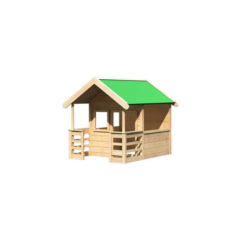 Karibu Hobbit Kinderspielhaus Ranch