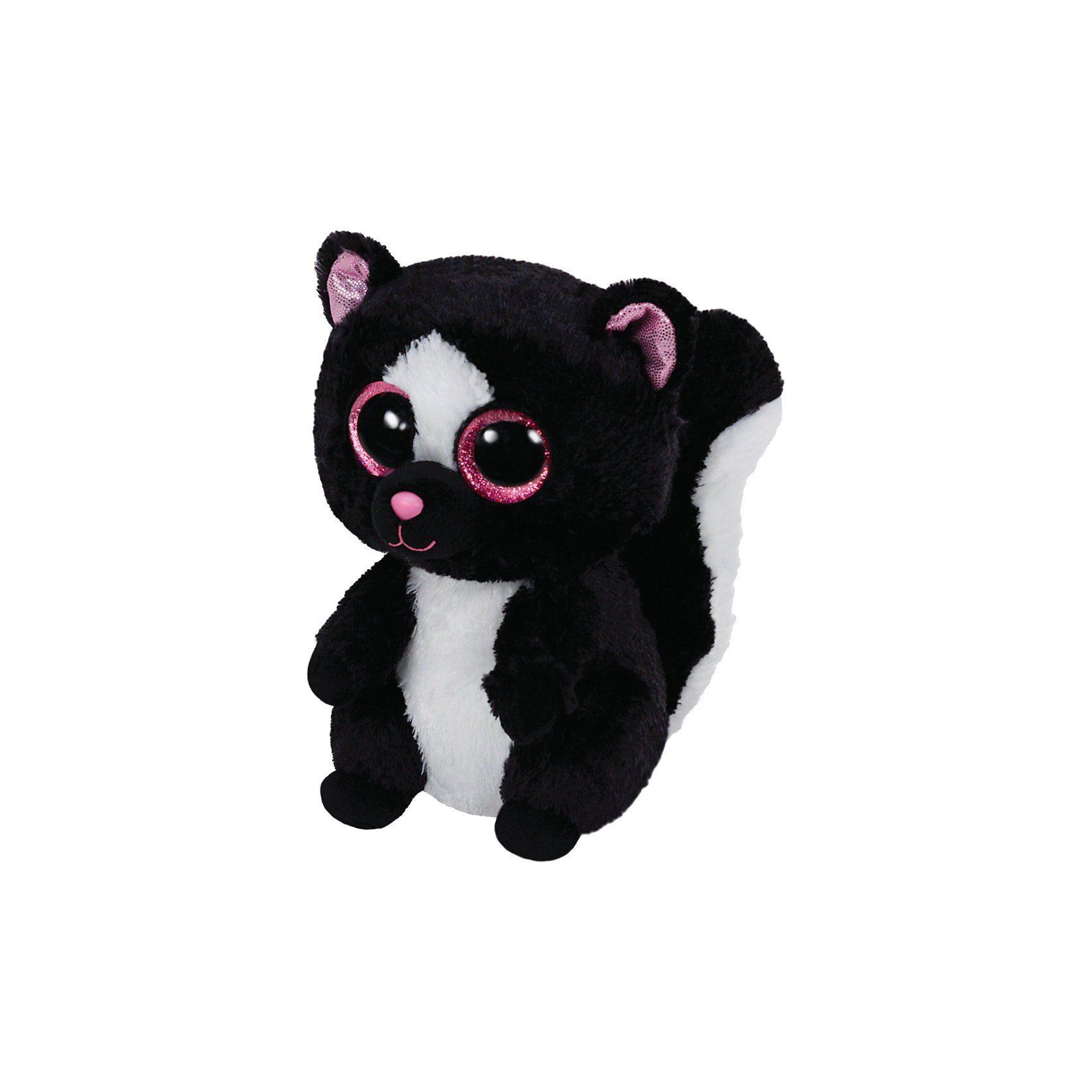 Ty Beanie Boo Stinktier Flora, 15 cm