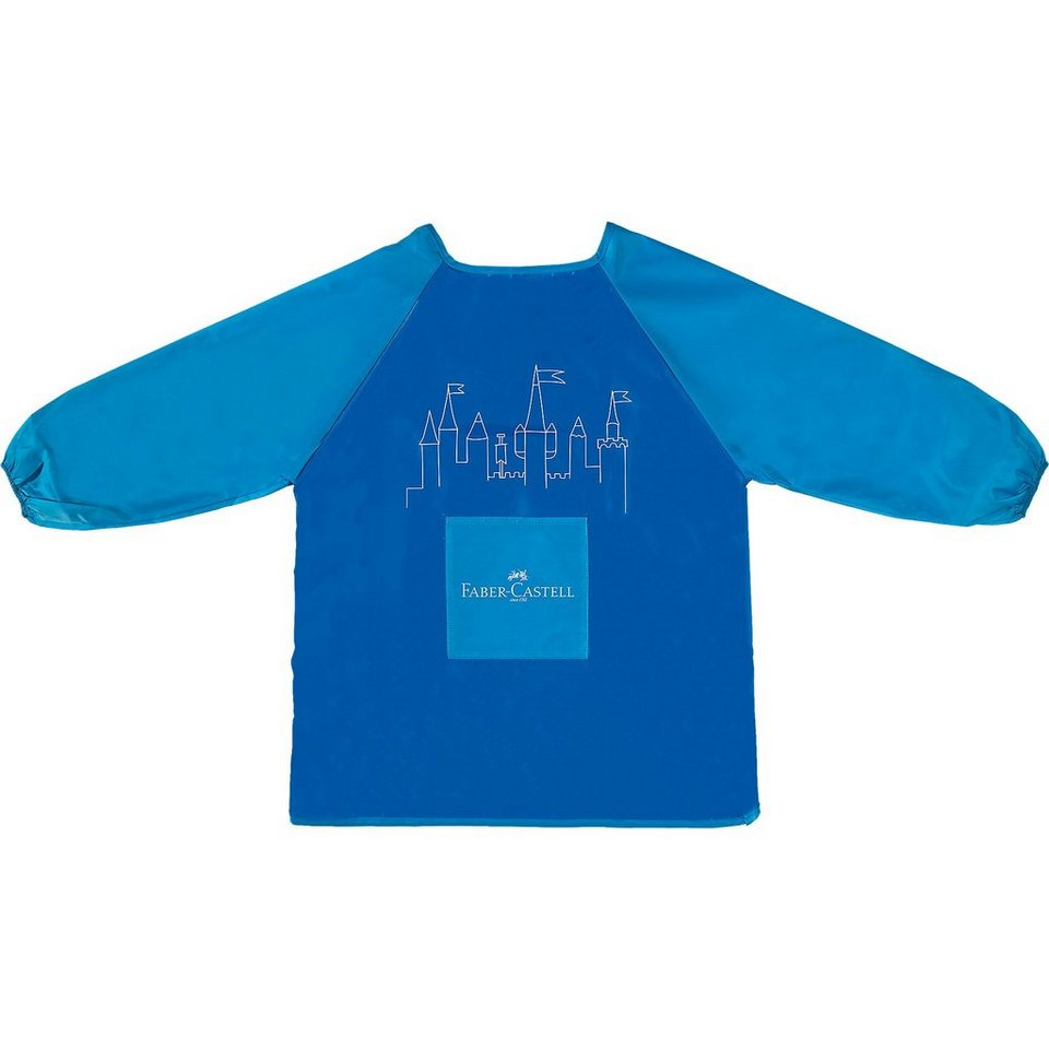 Faber-Castell Malschürze blau, Einheitsgröße