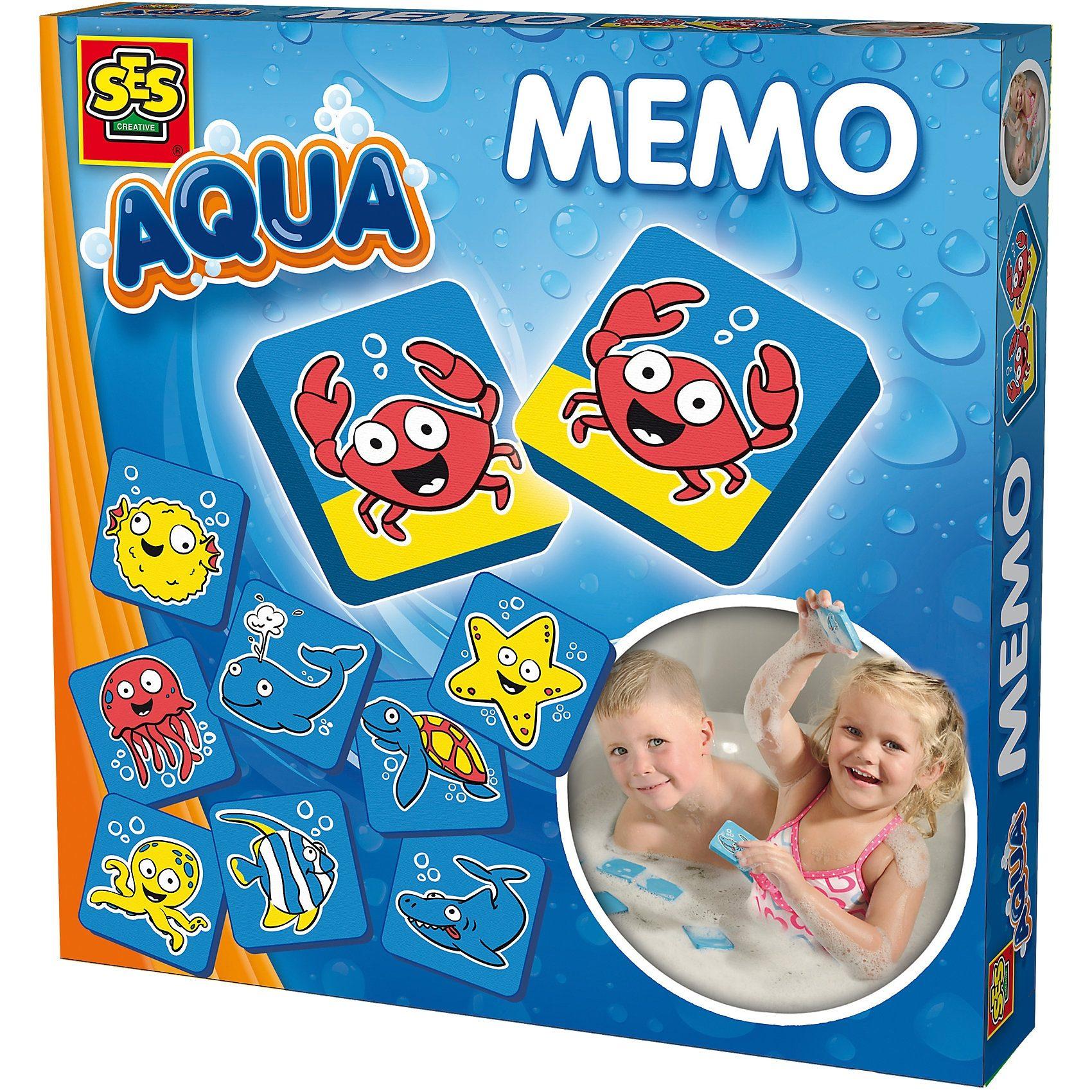 SES Creative 13062 AQUA Memo-Spiel