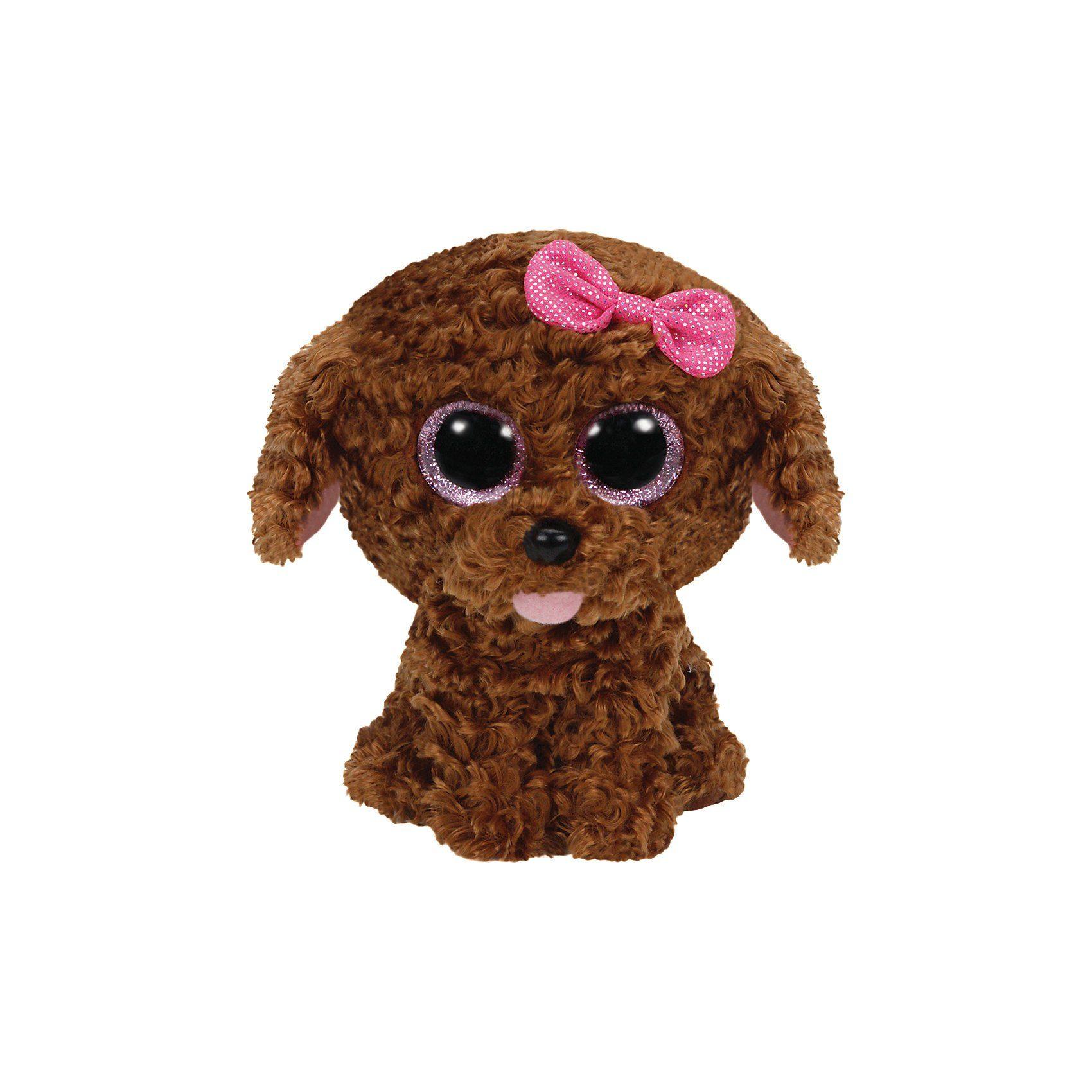 Ty Beanie Boo Hund Maddie, 15cm