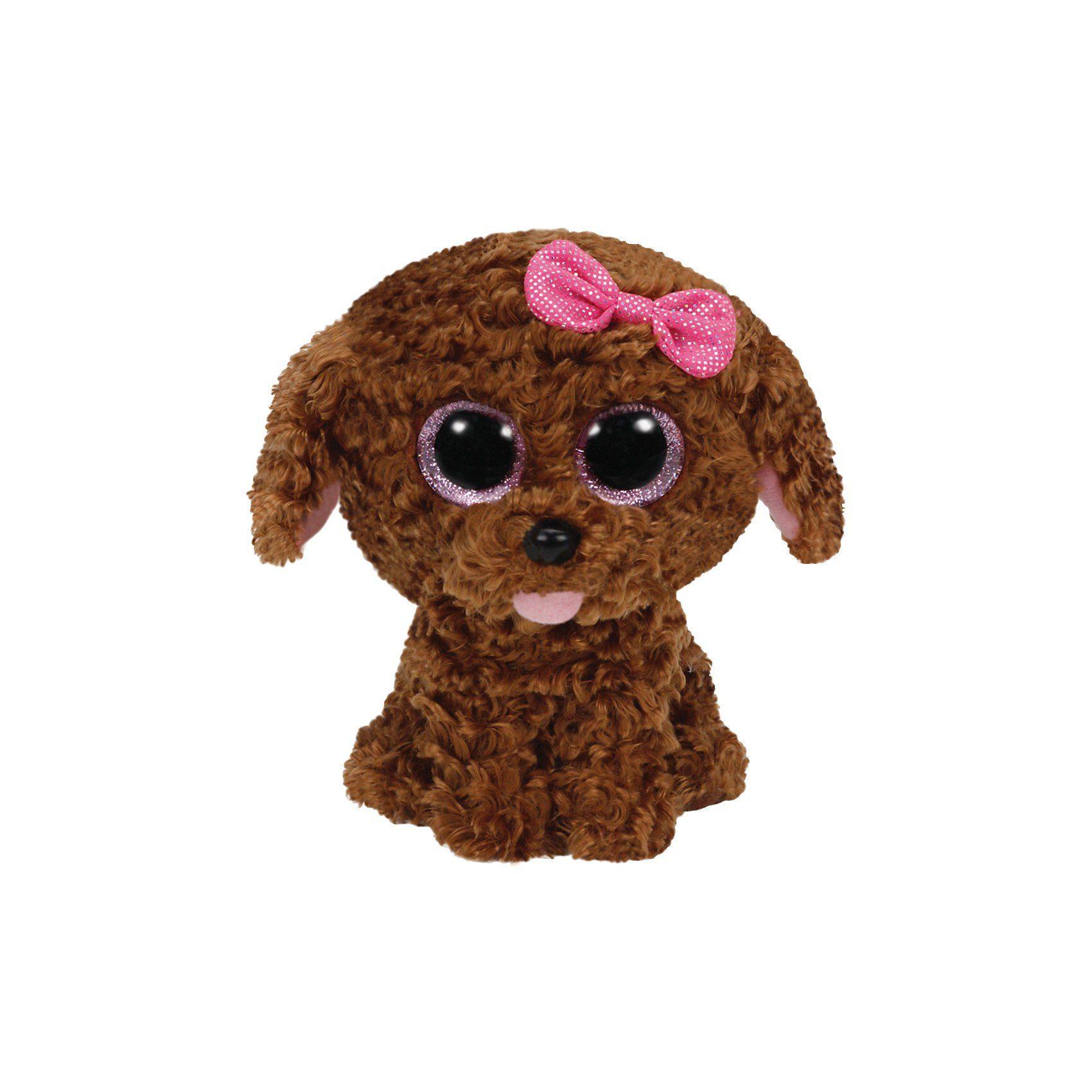 Ty® Beanie Boo Hund Maddie, 24cm