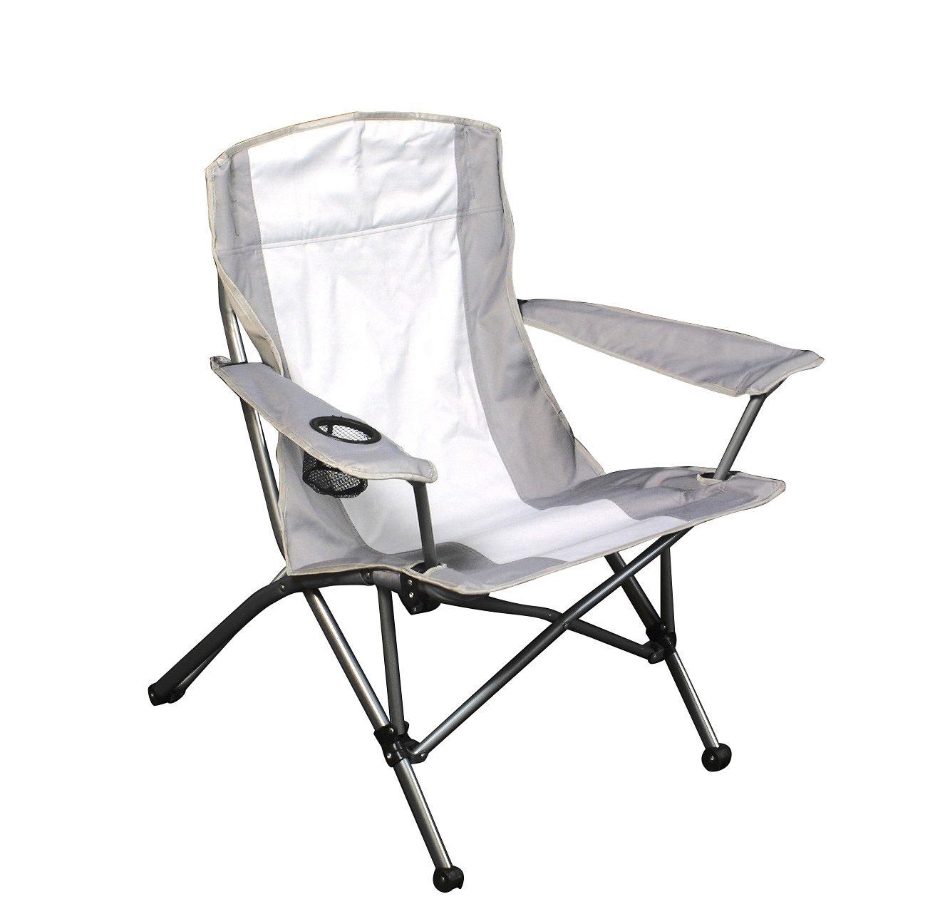 Relags Camping-Stuhl »Travelchair Lodge ST silber/grau«