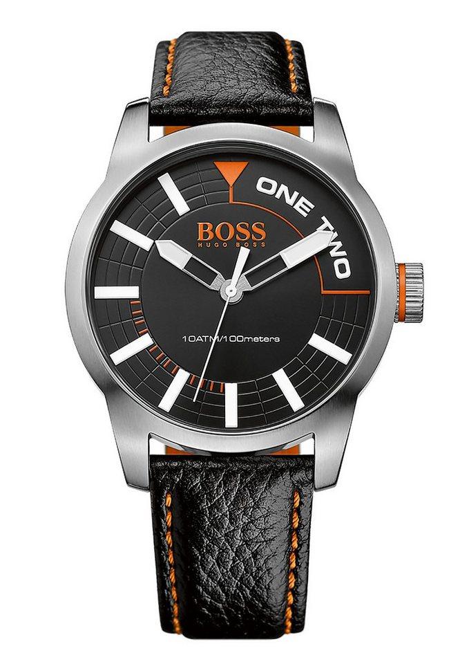 "Boss Orange, Armbanduhr, ""TOKYO, 1513214"" in schwarz"
