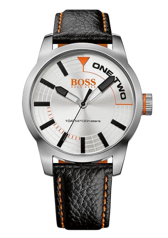 "Boss Orange, Armbanduhr, ""TOKYO, 1513215"" in schwarz"