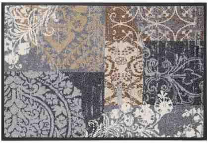 Fußmatte »Armonia«, wash+dry by Kleen-Tex, rechteckig, Höhe 7 mm, In- und Outdoor geeignet