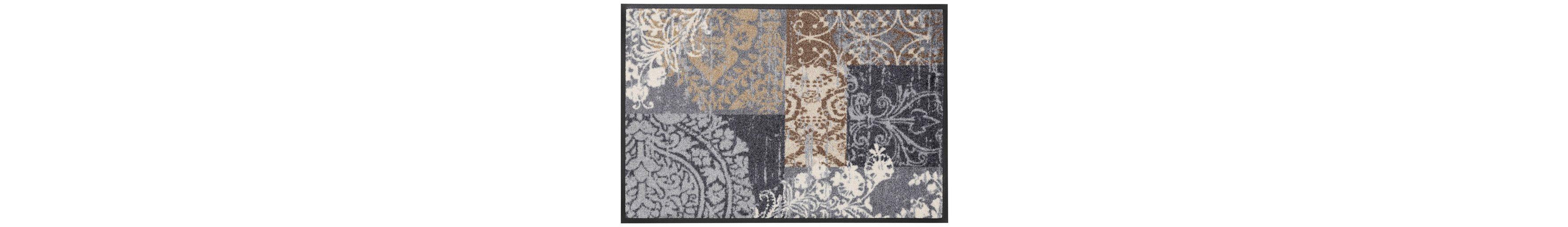 Fußmatte, wash+dry by Kleen-Tex, »Armonia«, rutschhemmend beschichtet