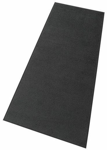 Läufer »Original Uni«, wash+dry by Kleen-Tex, rechteckig, Höhe 9 mm, In- und Outdoor geeignet