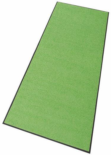 Läufer »Trend Uni«, wash+dry by Kleen-Tex, rechteckig, Höhe 7 mm, In- und Outdoor geeignet