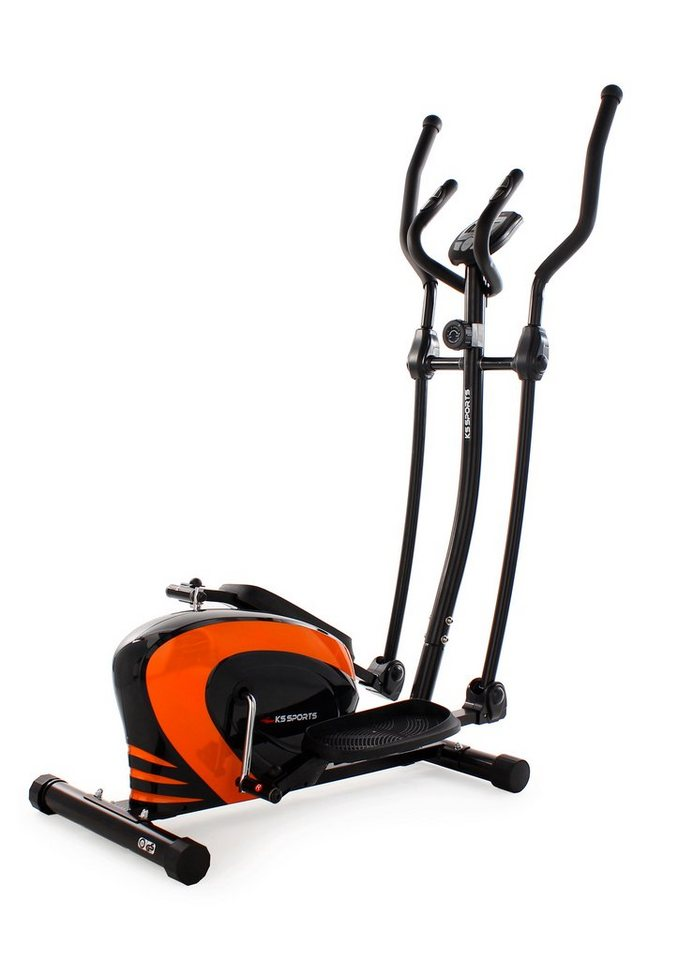 ks sports crosstrainer 201f handpulsmessung online. Black Bedroom Furniture Sets. Home Design Ideas