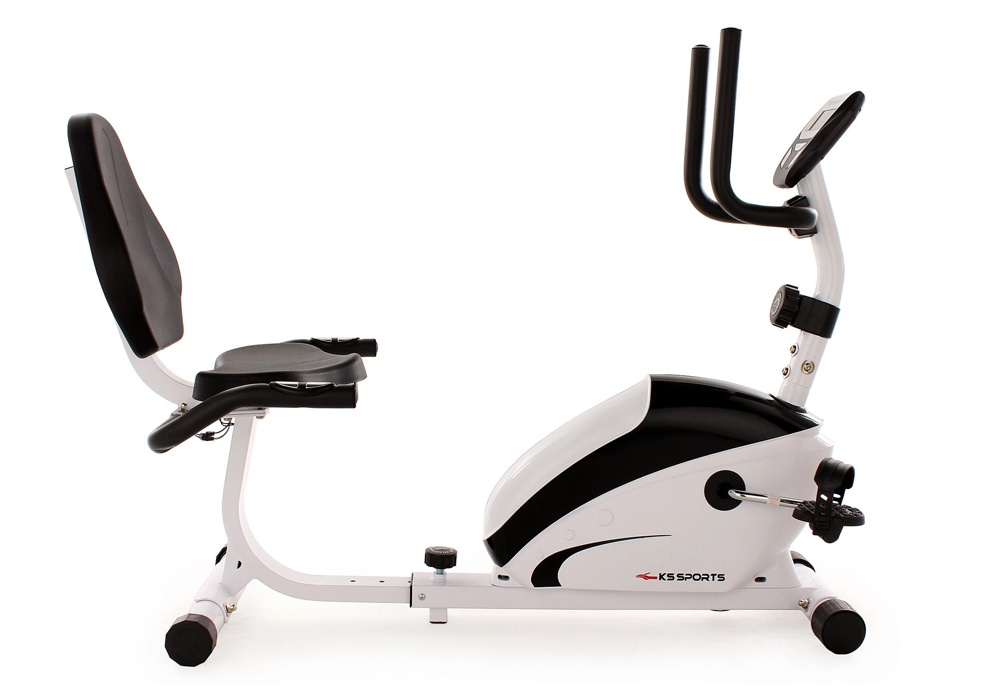 KS Sports Recumbent Bike, »302F«