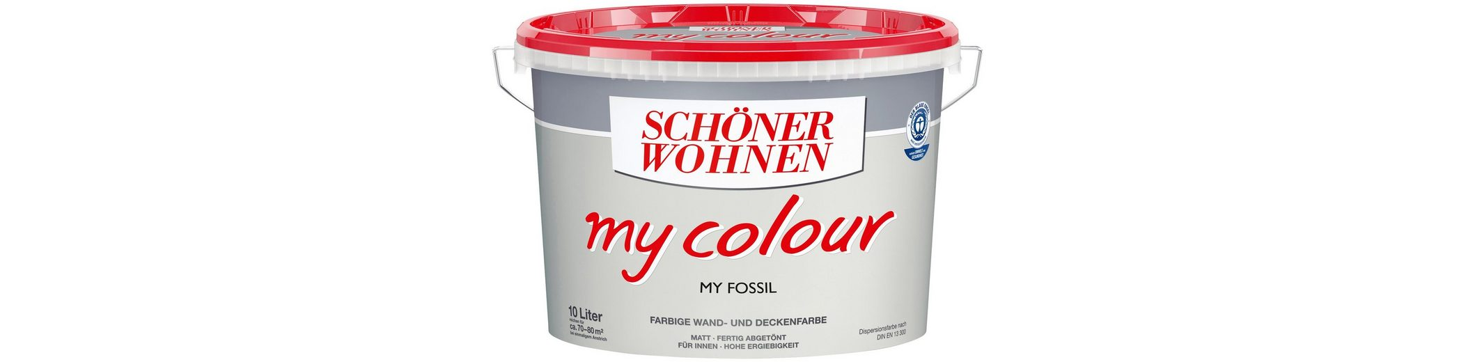 Innenfarbe »My Color 10,0L my fossil«