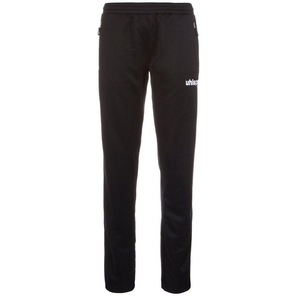 UHLSPORT Essential Performance Hose Damen in schwarz