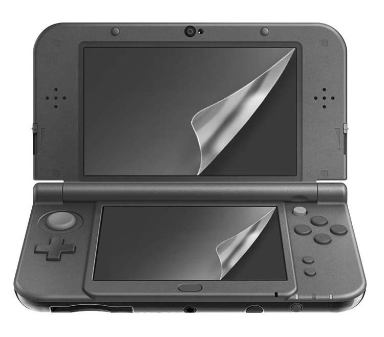 BIGBEN Displayschutz Dual Screen Protection Kit new 3DS XL »(3DS)«