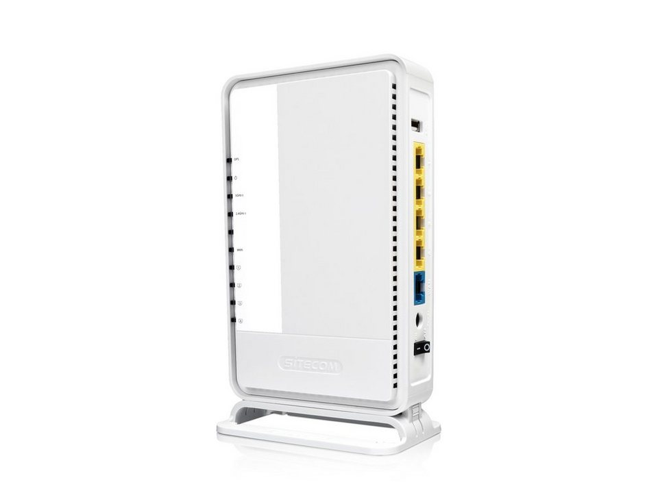 Sitecom Wlan Gigabit Dualband Router »WLR-5002« in weiss