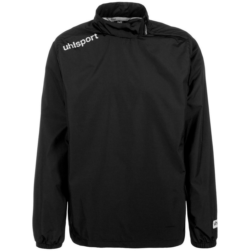UHLSPORT Essential Windbreaker Herren in schwarz